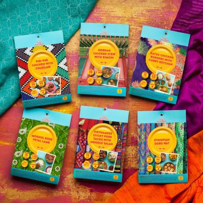 A Bundle of Adventurous Kits
