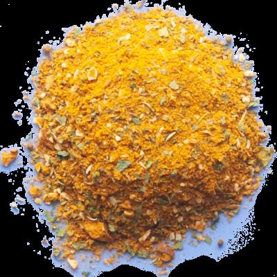 Caribbean Curry Blend