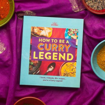 How to be a Curry Legend