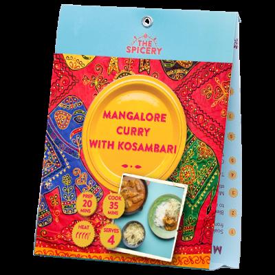 Mangalore Curry with Kosambari