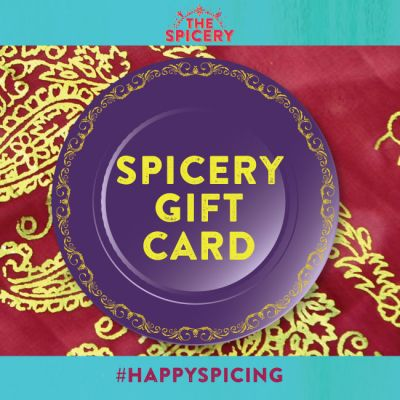 The Spicery Email Card
