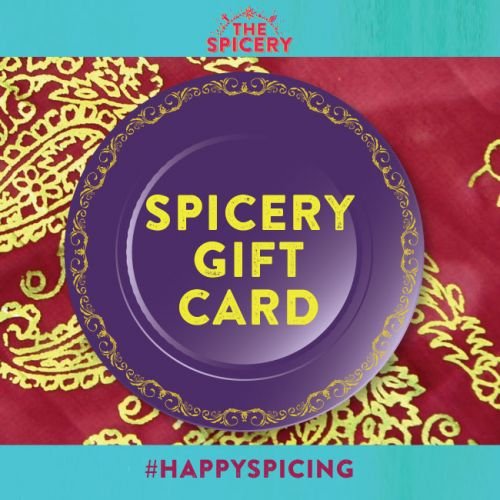 The Spicery Card