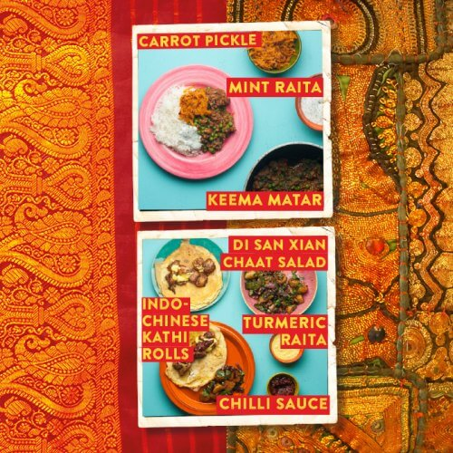 Keema Matar ~ Indo-Chinese Kathi Rolls