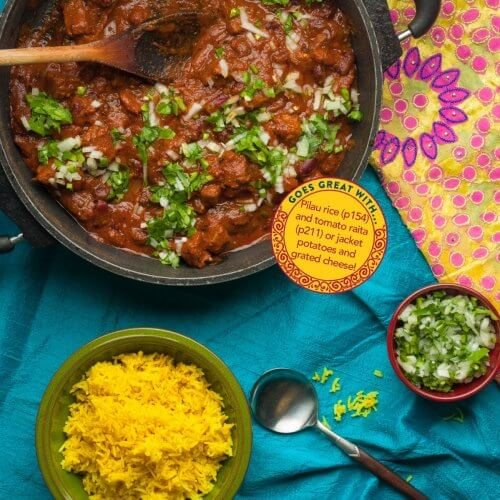 Legendary Curry Con Carne
