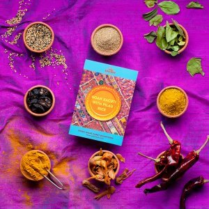 Curry Lover Gift - Friday Night Curry Discoverer Subscription